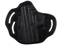 DeSantis Intimidator Belt Holster Left Hand Sig Sauer P229, P229R, P229DAK P220, P220R, P226 Kydex and Leather Black