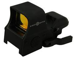 Sightmark Ultra Shot Red Dot Sight 30mm Tube 1x QD Digital Switch 4 Pattern (Dot, Cross, Cross-Ci...