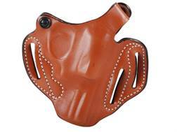 "DeSantis Thumb Break Scabbard Belt Holster Right Hand S&W J-Frame 36, 3, 60, 317, 331, 337, 360 2.25""  Leather"