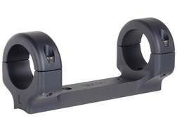 """DNZ Products Game Reaper 1-Piece Scope Base with 1"""" Integral Rings Remington 742, 760 Matte Low"""
