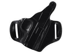 DeSantis Thumb Break Scabbard Belt Holster Right Hand Colt Pocketlite, Mustang, Pony Leather