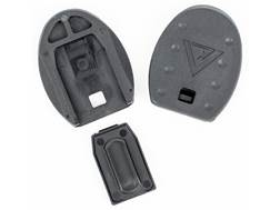 Vickers Tactical Magazine Floor Plates S&W M&P Full Size 9mm Luger, 40 S&W, 357 Sig Polymer Black Package of 5