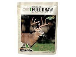 BioLogic New Zealand Full Draw Annual Food Plot Seed 30 lb