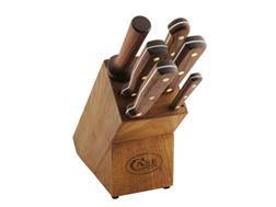 Case 7-Piece Kitchen Knife Block Set