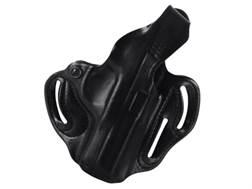 DeSantis Thumb Break Scabbard Belt Holster Right Hand Smith & Wesson M&P 9mm, 40 Fullsize Leather