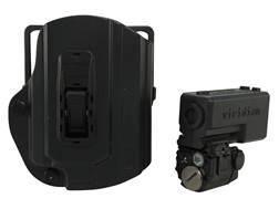 Viridian C5L Laser Sight 100 Lumen Tactical Flashlight with TacLoc ECR Holster for Springfield XD/XDM Black