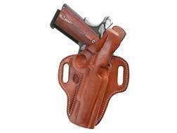 El Paso Saddlery Strongside Select Thumb Break Outside the Waistband Holster Right Hand 1911 Officer Leather