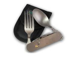Knives of Alaska Titanium Super Light Utensil Set