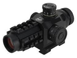 Valdada IOR Tactical Rifle Scope 30mm Tube 3x 25mm Illuminated CQB Reticle Matte