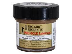Pro-Shot Pro-Gold Gun Grease Lubricant 1 oz Jar