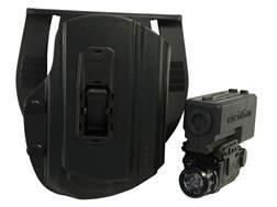 Viridian X5L-R Red Laser Sight 160 Lumen Tactical Flashlight with TacLoc ECR Holster Matte