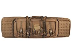 "Voodoo Tactical Padded Weapons Rifle Case 42"" Nylon Coyote"