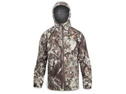 First Lite Men's Vapor Stormlight Rain Jacket Synthetic Blend
