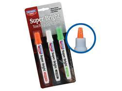 Birchwood Casey Super Bright Touch-Up Sight Pens Neon Green and Red