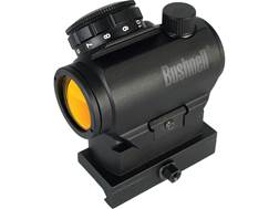 Bushnell AR Optics TRS-25 Red Dot Sight 1x 25mm 3 MOA Dot with Integral Hi-Rise Weaver-Style Mount M