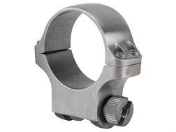 Ruger 30mm Ring Mount 4K30 Silver Medium