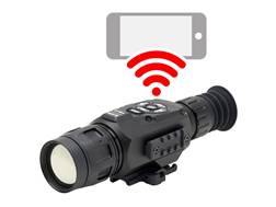 ATN ThOR HD Thermal Rifle Scope 2.5-25x 50mm 640x480 with HD Video Recording, Wi-Fi, GPS, Smooth ...
