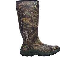 """Under Armour UA Haw'Madillo 16"""" Wateproof Uninsulated Hunting Boots Rubber Mossy Oak Break-Up Cou..."""