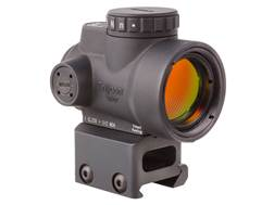 Trijicon MRO Red Dot Sight 2.0 MOA with Picatinny-Style Full Co-Witness Mount Matte