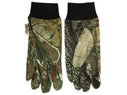 Gamehide Elimitick Gloves Synthetic Blend Realtree AP Camo