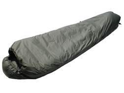"""Snugpak Softie Elite 1 36 Degree Mummy Style Sleeping Bag 32"""" x 86"""" Nylon Olive"""