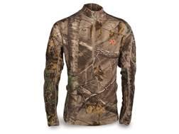 First Lite Men's Chama QZ 1/4 Zip Long Sleeve Base Layer Shirt