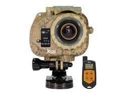 Spypoint Xcel HD2 Hunt Action Camera with Remote with Remote 1080P Spypoint Dark Forest Camo