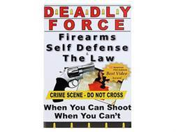 "Gun Video ""Deadly Force"" DVD"