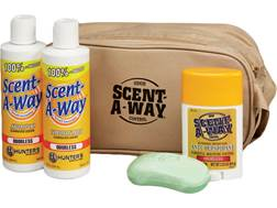 Hunter's Specialties Scent-A-Way MAX Odorless Scent Elimination Shower Kit