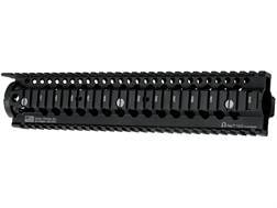 Daniel Defense Omega 12.0 Free Float Tube Handguard Quad Rail AR-15 Rifle Length Aluminum Black
