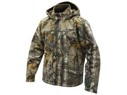 MidwayUSA Men's North Ridge Fleece Coat Realtree Xtra Camo
