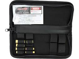 AimShot Pistol Kit Red Laser Bore Sight with 5 Arbors