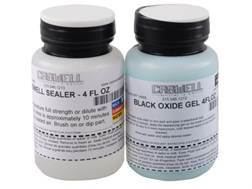 Caswell Black Oxide Gel Kit 4 ounces