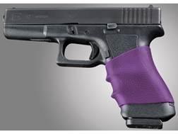 Hogue Handall Universal Slip-On Grip Sleeve Rubber Purple