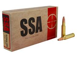 Silver State Armory Ammunition 6.8mm Remington SPC 90 Grain Bonded Protected Point Box of 20
