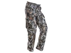 Sitka Gear Men's Equinox Pants Polyester Gore Optifade Elevated Forest II Camo