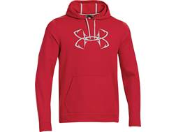 Under Armour Men's UA Storm Fish Hook Hooded Sweatshirt Polyester