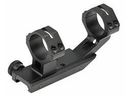 Weaver Tactical Thumb-Nut SPR 1-Piece Scope Mount Picatinny-Style with Rings Flattop AR-15 Matte