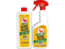 Wildlife Research Center Super Charged Scent Killer Autumn Formula 24/24 Scent Elimination Combo