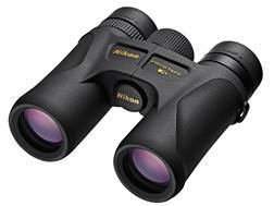 Nikon PROSTAFF 7s Binocular 8x 30mm Roof Prism Armored Black