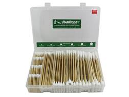 RamRodz Range Kit Gun Cleaning Swab Assortment with Case Package of 680