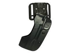"Blade-Tech Pro-Series Speed Rig Belt Holster Left Hand 1911 Government with Rail 5"" Barrel Drop Offset Adjustable Sting Ray Loop Kydex Carbon Fiber"