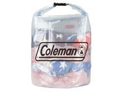 Coleman Medium Dry Bag Clear