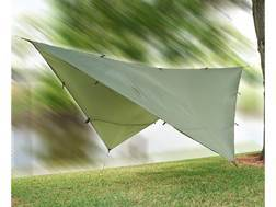 Snugpak All Weather Shelter Nylon Ripstop Olive Drab
