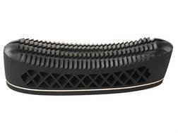 "Pachmayr T550 Deluxe Trap Recoil Pad 1.1"" Medium Pigeon Face Black with White Line"
