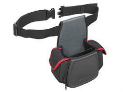 Allen Eliminator Double Compartment Shooting Bag Foam Sheel Gray/Red