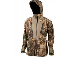 ScentBlocker Men's Scent Control Apex Jacket Polyester Realtree Xtra Camo Large