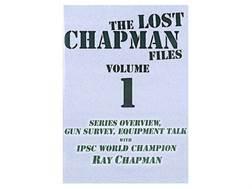 "Gun Video ""The Lost Chapman Files Volume 1: Guns And Equipment"" DVD"