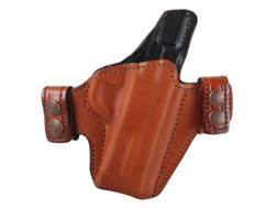 Bianchi Allusion Series 125 Consent Outside the Waistband Holster Smith & Wesson M&P 9mm or 40 S&W Leather