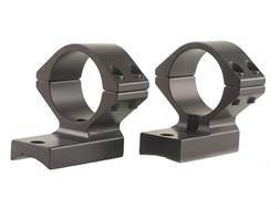 "Talley Lightweight 2-Piece Scope Mounts with Integral 1"" Extended Rings Remington 700 Matte Low"